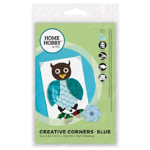 HOMEHOBBY by 3L Creative Corners Blue